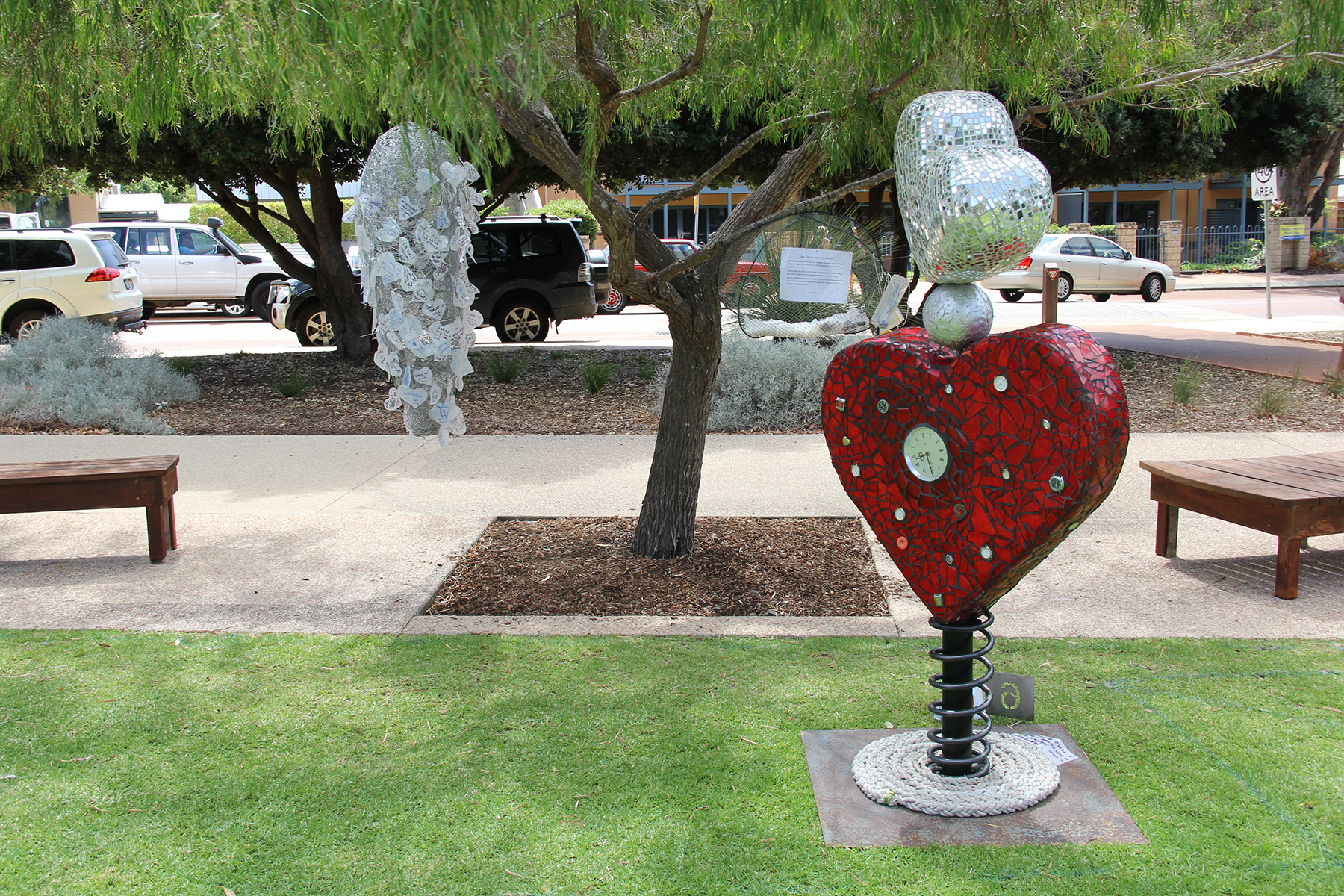 Sculpture by the Bay Gallery. #sculptures #sculpturebythebay #artwork